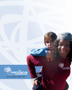 LearnServe International Annual Report
